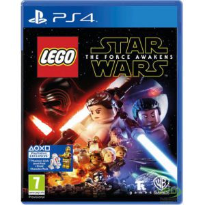LEGO Star Wars: The Force Awakens PS4 русские субтитры