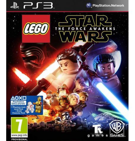 Фото №1 - LEGO Star Wars: The Force Awakens PS3