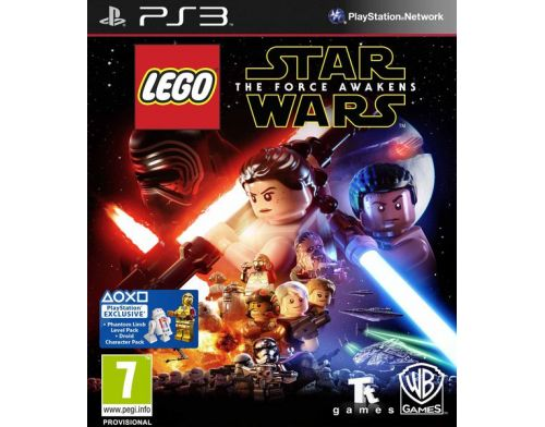 Фото №2 - LEGO Star Wars: The Force Awakens PS3