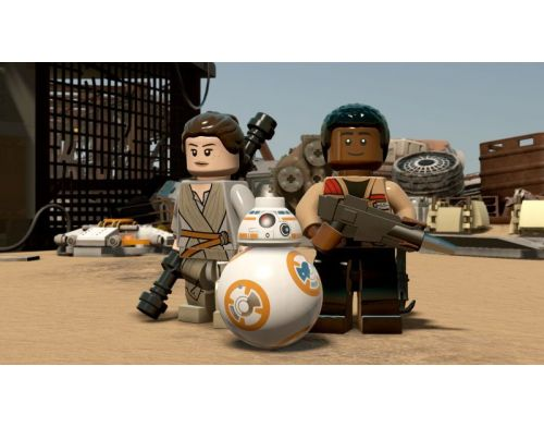 Фото №6 - LEGO Star Wars: The Force Awakens PS3