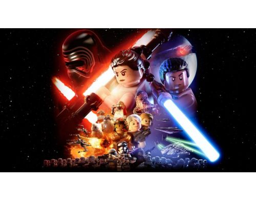 Фото №7 - LEGO Star Wars: The Force Awakens PS3