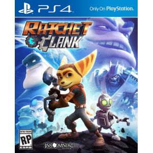 Ratchet & Clank PS4 русская версия