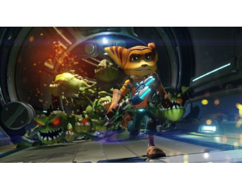Фото №4 - Ratchet & Clank PS4 русская версия