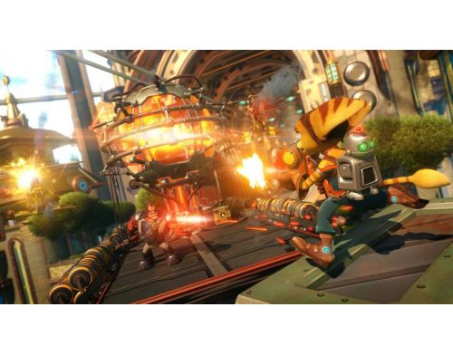 Фото №7 - Ratchet & Clank PS4 русская версия