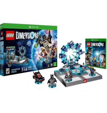 Фото №1 - LEGO Dimensions Starter Pack Xbox ONE
