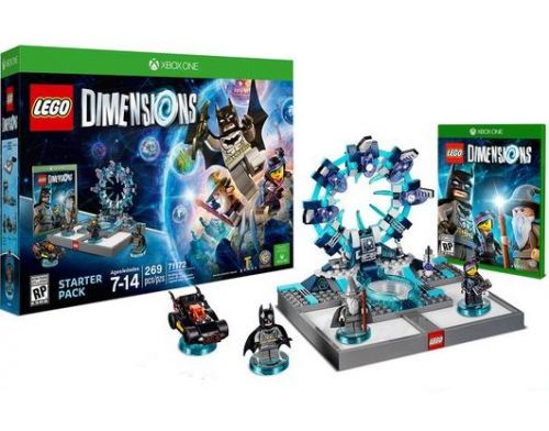 Фото №2 - LEGO Dimensions Starter Pack Xbox ONE