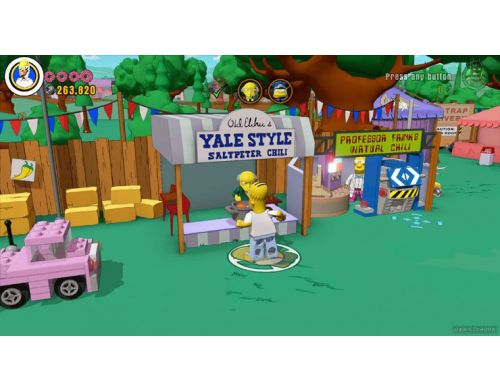 Фото №4 - LEGO Dimensions The Simpsons Gomer Level Pack
