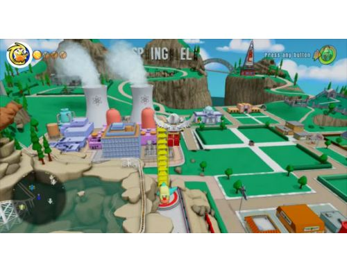 Фото №5 - LEGO Dimensions The Simpsons Gomer Level Pack