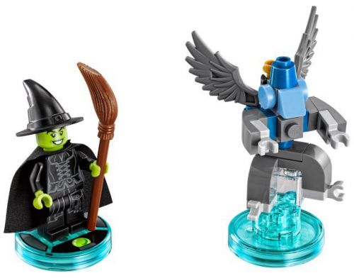 Фото №3 - LEGO Dimensions Wizard of Qz Wicked Fun Pack