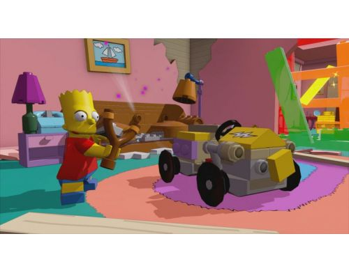 Фото №4 - LEGO Dimensions Simpsons Bart Fun Pack