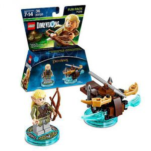 LEGO Dimensions Lord of the Ring Legolas Fun Pack