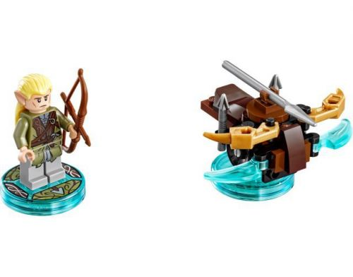 Фото №3 - LEGO Dimensions Lord of the Ring Legolas Fun Pack