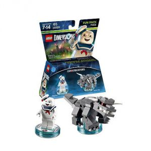 LEGO Dimensions Ghostbusters (Stay Puft, Terror Dog) Fun Pack
