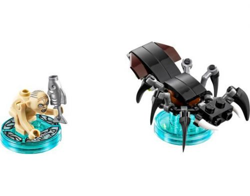 Фото №3 - LEGO Dimensions The Lord of the Ring (Gollum, Shelob the Great) Fun Pack