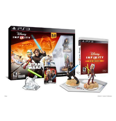Фото №1 - Disney infinity 3.0 Starter Pack PS3