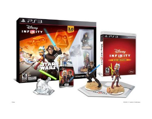 Фото №2 - Disney infinity 3.0 Starter Pack PS3