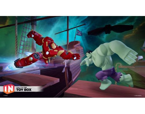 Фото №4 - Disney infinity 3.0 Starter Pack PS3