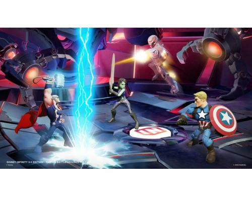 Фото №5 - Disney infinity 3.0 Starter Pack PS3