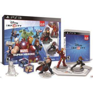 Disney infinity 2.0 Starter Pack PS3