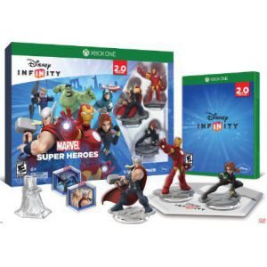 Disney infinity 2.0 Starter Pack Xbox ONE