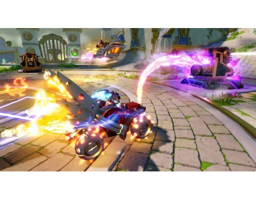 Фото №3 - Skylanders SuperChargers Starter Pack PS4