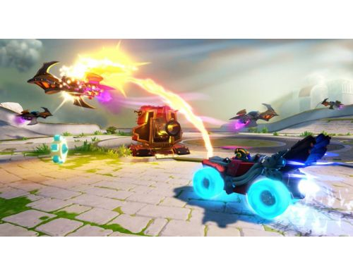 Фото №4 - Skylanders SuperChargers Starter Pack PS4