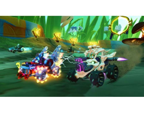 Фото №6 - Skylanders SuperChargers Starter Pack PS4
