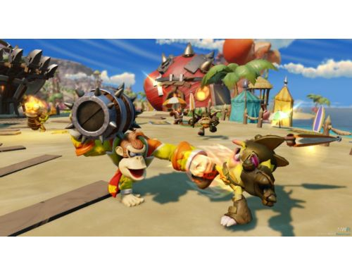 Фото №4 - Skylanders SuperChargers Starter Pack PS3