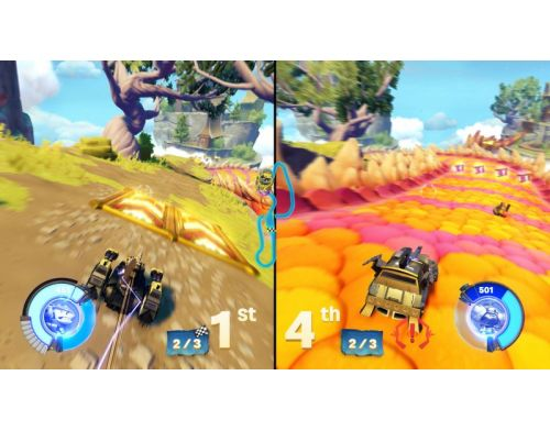 Фото №6 - Skylanders SuperChargers Starter Pack PS3