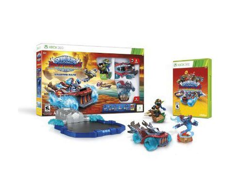 Фото №2 - Skylanders SuperChargers Starter Pack Xbox 360