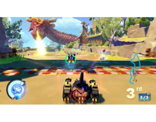 Фото №6 - Skylanders SuperChargers Starter Pack Xbox 360