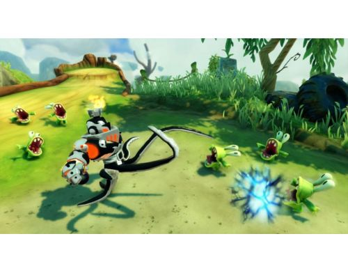 Фото №4 - Skylanders SWAP Force Starter Pack PS3