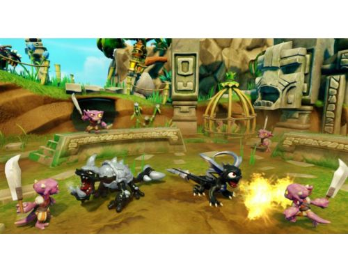Фото №5 - Skylanders SWAP Force Starter Pack PS3