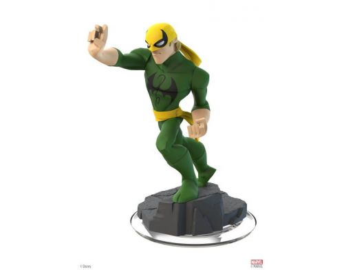 Фото №3 - Disney Infinity 2.0: Iron Fist