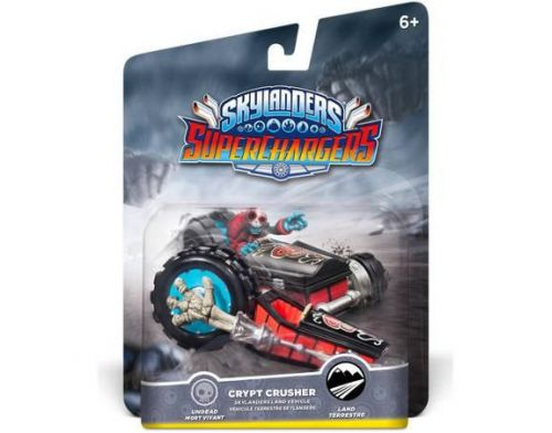Фото №2 - Skylanders SuperChargers Crypt Crusher