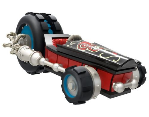 Фото №3 - Skylanders SuperChargers Crypt Crusher