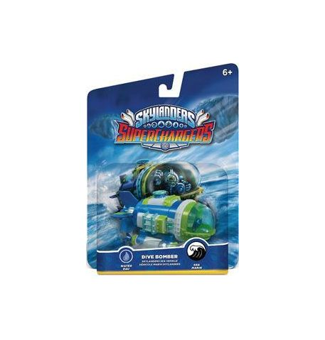 Фото №1 - Skylanders SuperChargers Dive Bomber