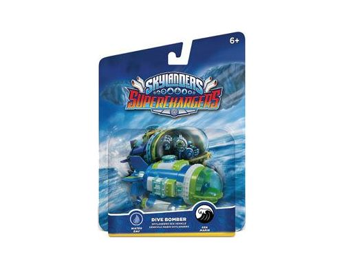 Фото №2 - Skylanders SuperChargers Dive Bomber