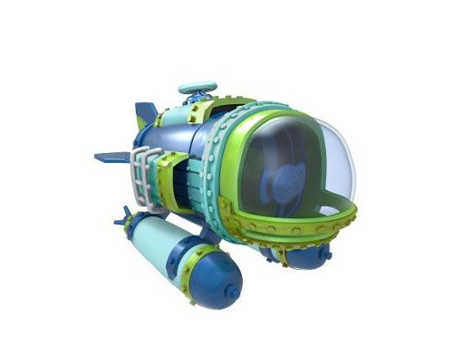 Фото №3 - Skylanders SuperChargers Dive Bomber