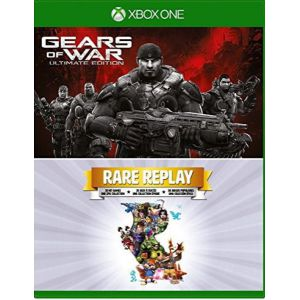 Gears of War Ultimate Edition + Rare Replay Xbox ONE (Б.У)
