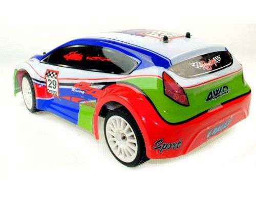 Фото №4 - Автомобиль Acme Racing Shadow Rally 1:16 RTR 340 мм 4WD 2,4 ГГц (A2029T-V1)