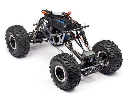 Фото №4 - Автомобиль HPI Racing Maverick Scout RC Rock Crawler 1:10 RTR 430 мм 4WD 2,4 ГГц (MV12501 Blue)