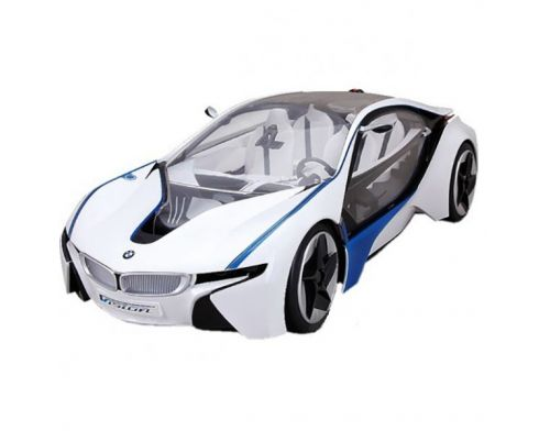 Фото №2 - Автомобиль Max Speed BMW i8 Vision Efficient Dynamics 1:14 RTR 2,4 ГГц (MS-313)