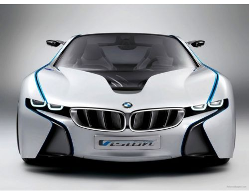 Фото №4 - Автомобиль Max Speed BMW i8 Vision Efficient Dynamics 1:14 RTR 2,4 ГГц (MS-313)
