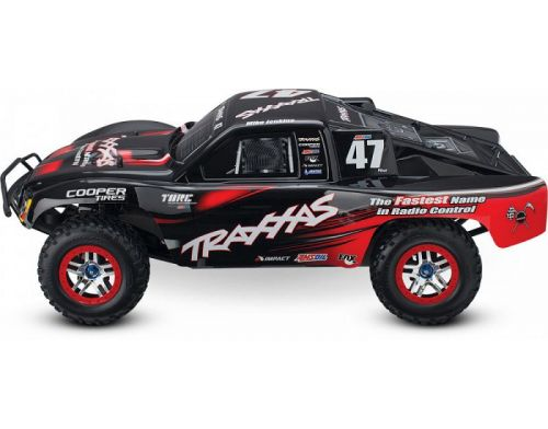 Фото №3 - Автомобиль Traxxas Slash 4x4 Ultimate Brushless Short Course 1:10 RTR 568 мм 4WD 2,4 ГГц (68077-1 Black)