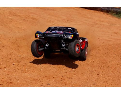 Фото №10 - Автомобиль Traxxas Slash Brushless Short Course 1:10 RTR 568 мм 4WD 2,4 ГГц (68086-1 Silver)