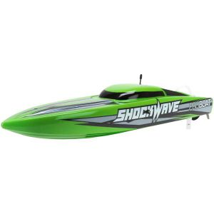 Катер Pro Boat Shock Wave 26 Brushless Deep-V RTR 660 мм 2,4 ГГц (PRB08014)