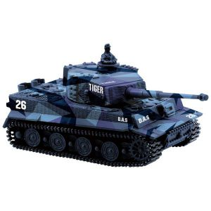Танк Great Wall Toys German Tiger 1:72 RTR (GW-2117 Blue Camo)