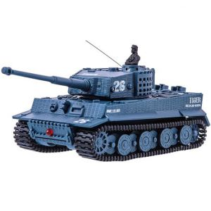 Танк Great Wall Toys German Tiger 1:72 RTR (GW-2117 Grey)