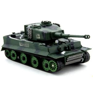 Танк Heng Long German Tiger 1:70 IR RTR танковый бой (HL3840)